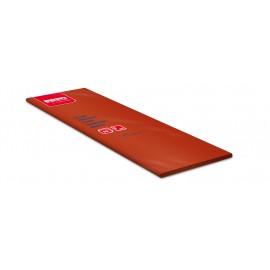 Traversa de masa din airlaid, 100x100 cm, Tablewear, rosu caramiziu - Fato