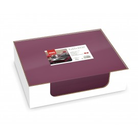 Placemat din airlaid 30x40 cm, Tablewear bordo - Fato