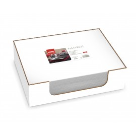 Placemat din airlaid 30x40 cm, Tablewear alb - Fato