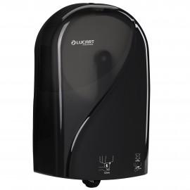 Dispenser autocut hartie igienica rola mini jumbo, negru - Lucart Identity