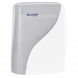 Dispenser Lucart Identity Fold Towel White