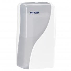 Dispenser hartie igienica pliata, alb - Lucart Identity