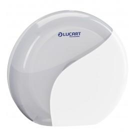 Dispenser hartie igienica rola maxi jumbo, alb - Lucart Identity