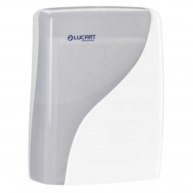 Dispenser Lucart Identity Slim Fold Towel White