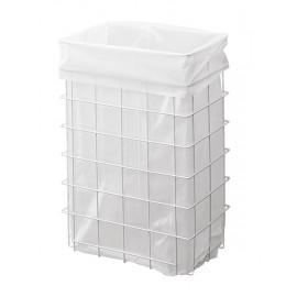 Ingo-Man SK 26 P white - Waste wire bin 26 L