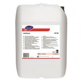 Acifoam VF10 - Detergent detartrant spumant acid, 20L