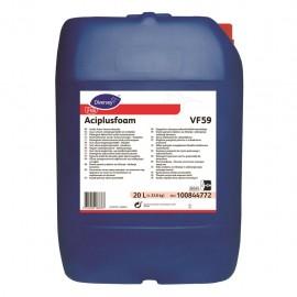 Aciplusfoam VF59 - Detergent spumant acid, 20L