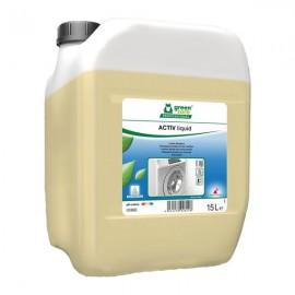 Activ Liquid - Detergent ecologic lichid pentru spalarea textilelor, 15 L