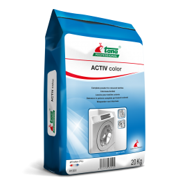 Activ Color - Detergent pulbere pentru textile colorate, 20kg
