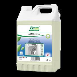 Activ Delicat - Detergent ecologic lichid pentru textile delicate, 5L