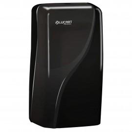 Dispenser hartie igienica pliata, negru - Lucart Identity