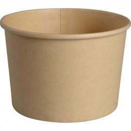 Cupa pentru inghetata biodegradabila 6cm, Ø9cm, 250 ml - Abena