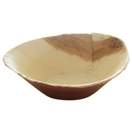 Bol biodegradabil din frunza de palmier Raaga - Abena