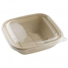 Bol rectangular biodegradabil Bagasse 750ml - Abena