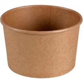 Bol supa biodegradabil 6.8cm, Ø11.1cm, 480 ml - Abena