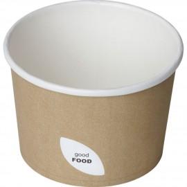 Bol supa biodegradabil 550ml, Duni Ecoecho - Abena