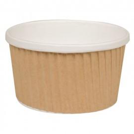 Bol supa biodegradabil Ripple Wrap Detpack 5.5cm, Ø9.8cm - Abena