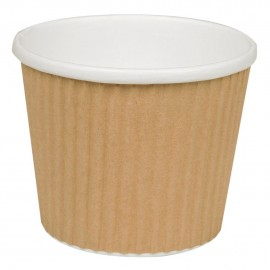 Bol supa biodegradabil Ripple Wrap Detpack 7.9cm, Ø9.8cm - Abena