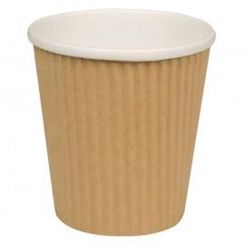 Bol supa biodegradabil Ripple Wrap Detpack 10.5cm, Ø9.8cm - Abena