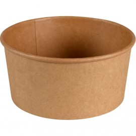 Bol supa biodegradabil 6.9cm, Ø14.5cm, 730 ml - Abena
