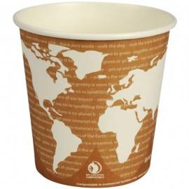 Bol supa biodegradabil World Art, 11cm, Ø11.45cm - Abena