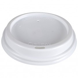 Capace pentru pahare carton Detpak, Ø9.2cm - Abena