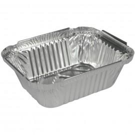 Caserola din aluminiu 12.3 x 9.6 x 3.3 cm, 250 ml - Abena