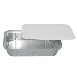 Caserola din aluminiu 22.3 x 17.3 x 3.5 cm, 1100 ml - Abena