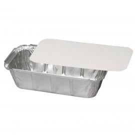 Capac caserola aluminiu 24.3 x 12.3 cm - Abena
