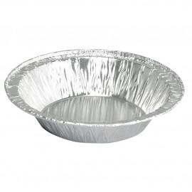 Caserola rotunda din aluminiu 1.5cm, Ø7.6cm, 35 ml - Abena