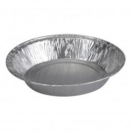 Caserola rotunda din aluminiu 1.7cm, Ø10cm, 85 ml - Abena