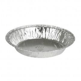 Caserola rotunda din aluminiu 1.7cm, Ø10cm, 87 ml - Abena