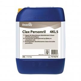 Clax Personril - Agent de albire si dezinfectie, 20L