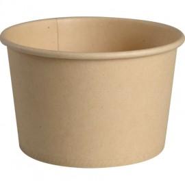 Cupa biodegradabila pentru inghetata-desert 4.5cm, Ø7.3cm, 120 ml - Abena