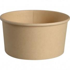 Cupa biodegradabila pentru inghetata-desert 4.7cm, Ø8.9cm, 170 ml - Abena