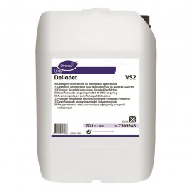 Delladet VS2 - Detergent cu efect dezinfectant pentru suprafete, 20L