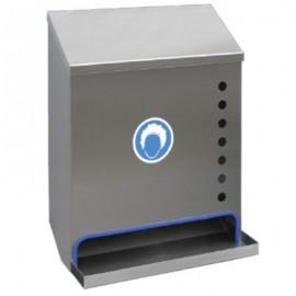 Dispenser pentru capeline, inox - AWE