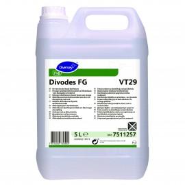 Divodes FG - Dezinfectant pentru suprafete pe baza de alcool, 5L