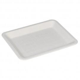 Farfurie biodegradabila din trestie de zahar, rectangulara - Abena