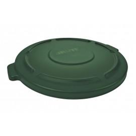 Capac container Brute 75.7 L, verde