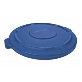 Capac container Brute 121.1 L, albastru - Rubbermaid