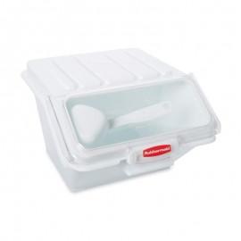 Cutie depozitare mini ProSave 10 L, alba - Rubbermaid