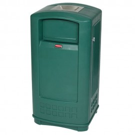 Container Landmark Series JR. cu scrumiera 132.5 L, verde