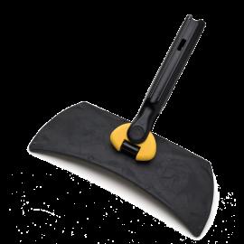 Suport flexibil Hygen-Flexi Frame 28 cm, negru/galben