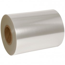 Rola folie termosudabila 400m x 380mm, 52 microni, transparenta, PP/PET - Abena