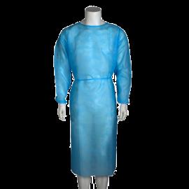 Halat vizitator din polipropilena, albastru, L