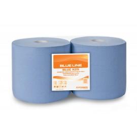 Rola hartie industriala Blue K25 - Eurocarta