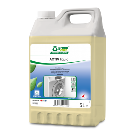 Activ Liquid - Detergent ecologic lichid pentru spalarea textilelor, 5 L