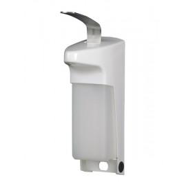 Dispenser sapun lichid / dezinfectant Ingo-Man LCP E cu levier, 500 ml, plastic - OpHardt