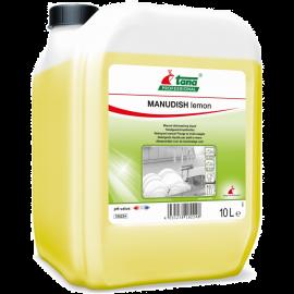 Manudish Lemon - Detergent manual de vase lichid, 10L